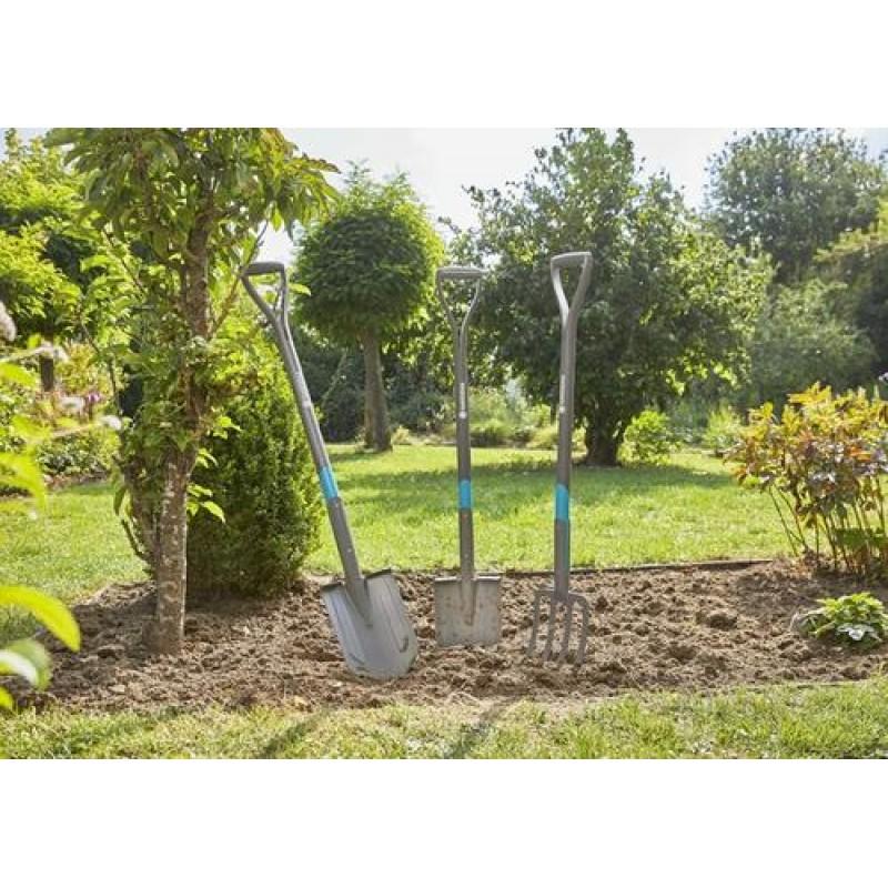 Gardena 17002-20 garden fork Black