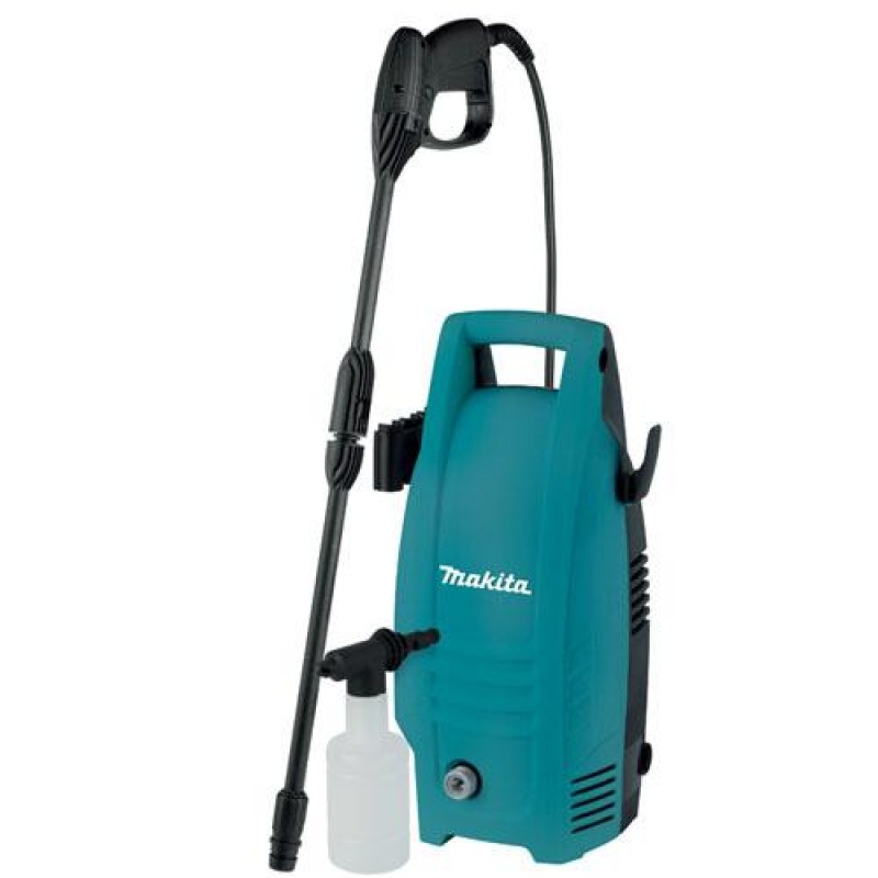 Makita HW101 pressure washer Upright Electric Green 360 l/h 1300 W