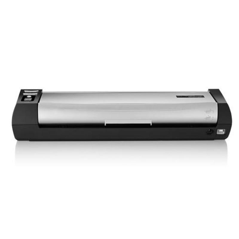 Plustek MobileOffice D430 600 x 600 DPI Sheet-fed scanner Black,Silver A4