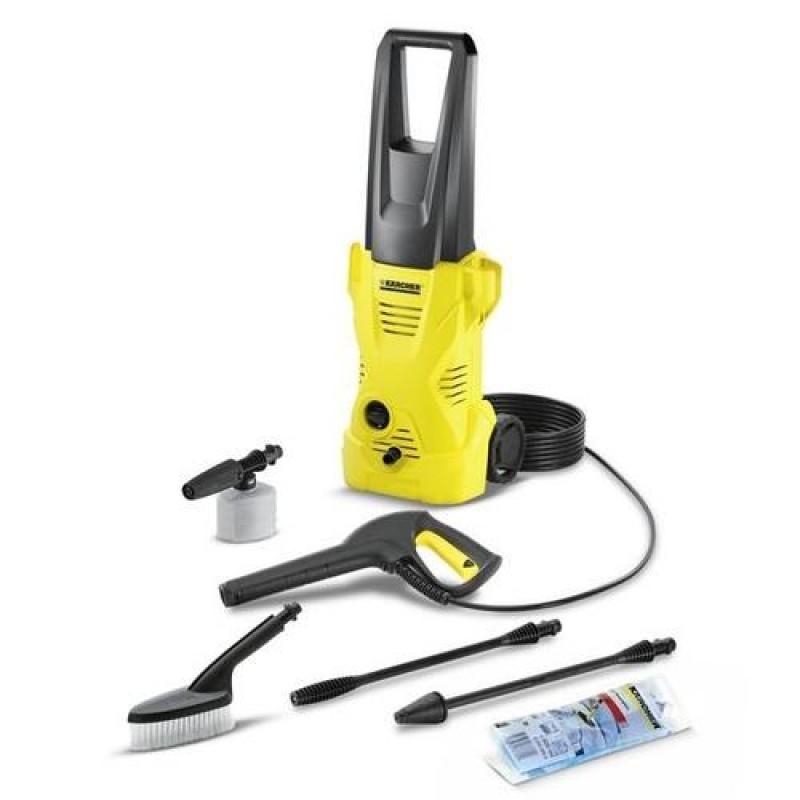Kärcher K 2 CAR pressure washer Upright Electric Black,Yellow 360 l/h 1400 W