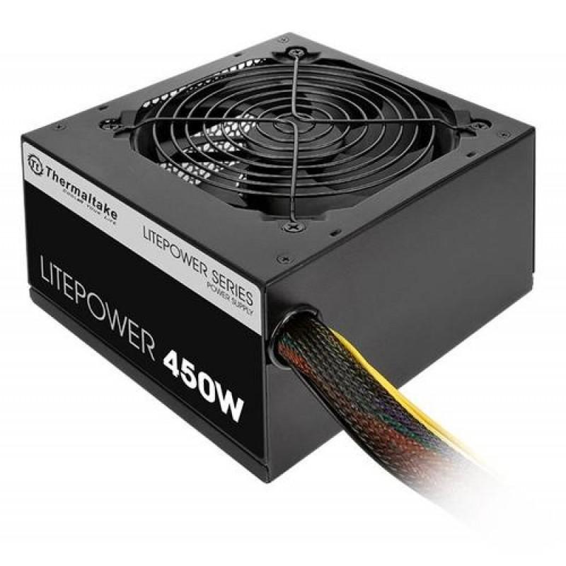 Thermaltake Litepower G2 power supply unit 450 W ATX Black