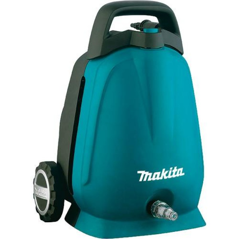Makita HW102 pressure washer Compact Electric Black,Turquoise 360 l/h 1300 W