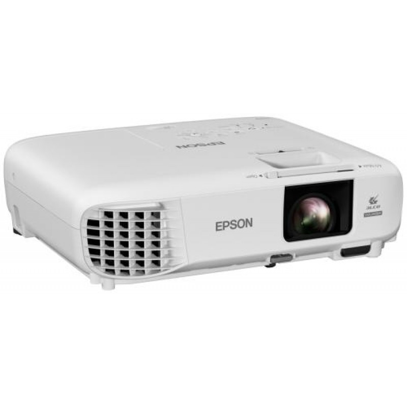 Epson EB-U05 data projector 3400 ANSI lumens 3LCD WUXGA (1920x1200) Desktop projector White