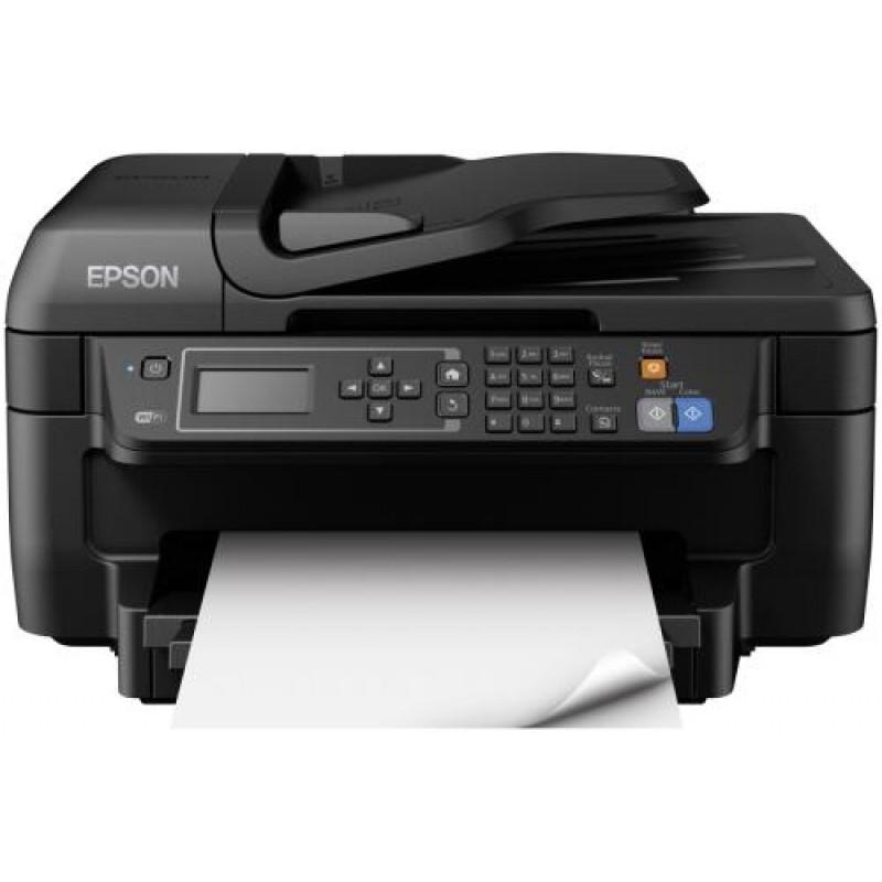 Epson WorkForce WF-2750DWF Black