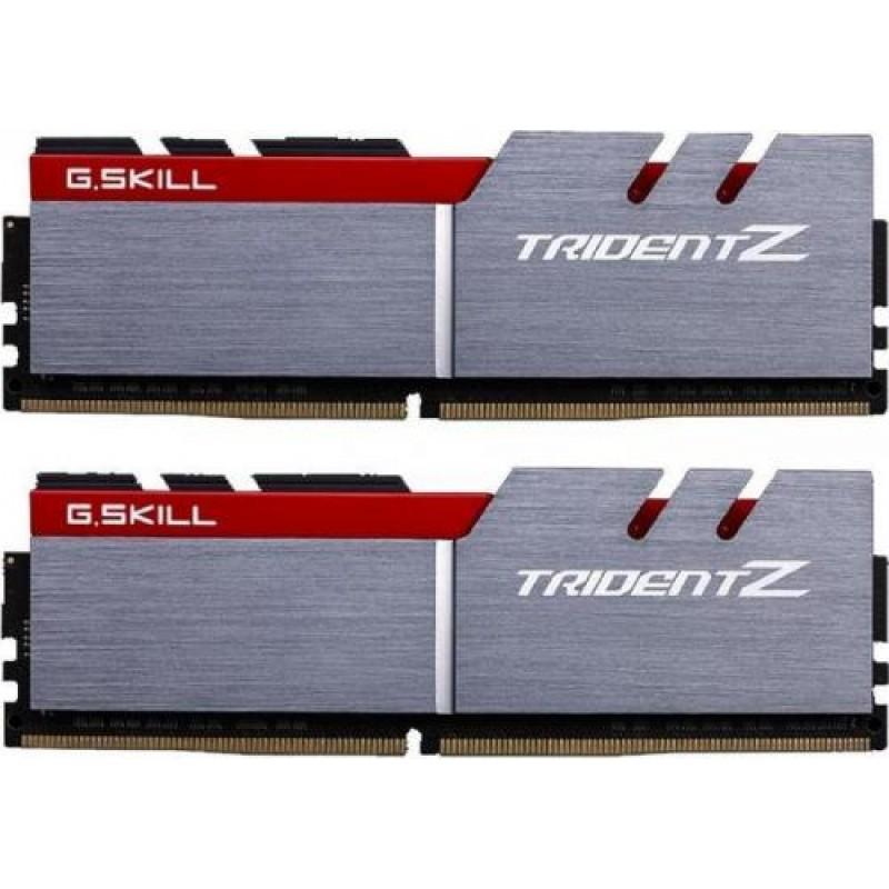 G.Skill Trident Z RGB F4-3200C14D-16GTZR memory module 16 GB DDR4 3200 MHz Black