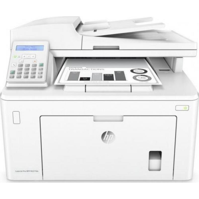HP LaserJet Pro M227fdn Laser 30 ppm 1200 x 1200 DPI A4 White