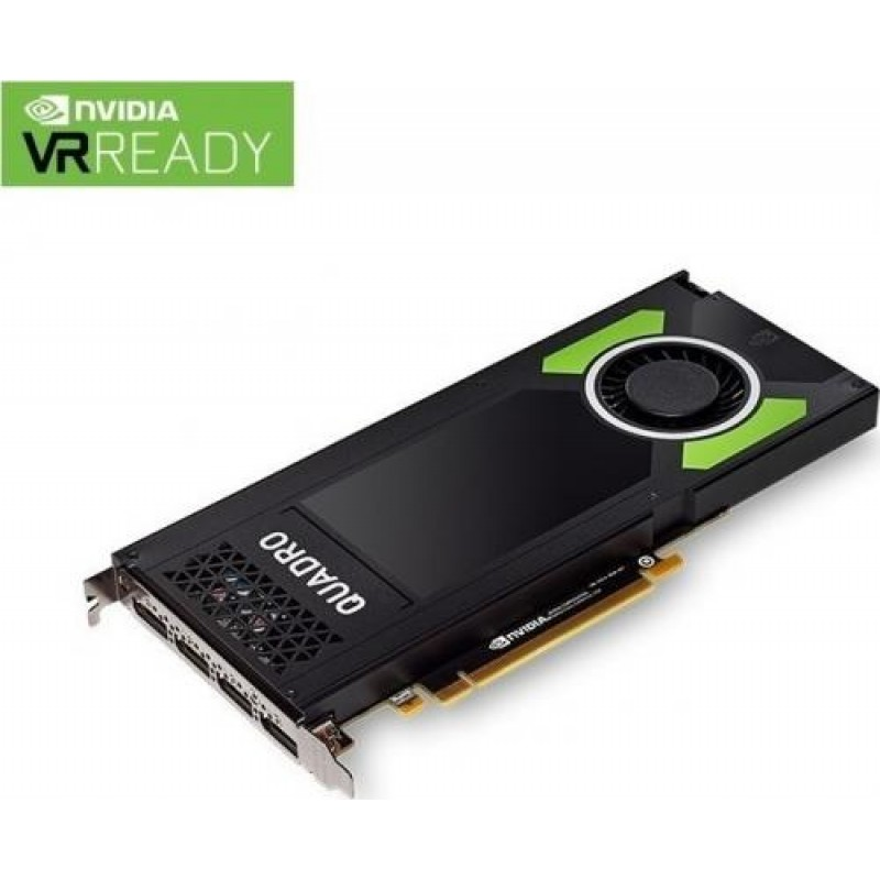 PNY VCQP4000-PB graphics card Quadro P4000 8 GB GDDR5