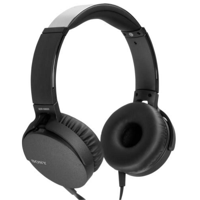 Sony MDR-XB550AP mobile headset Binaural Head-band Black
