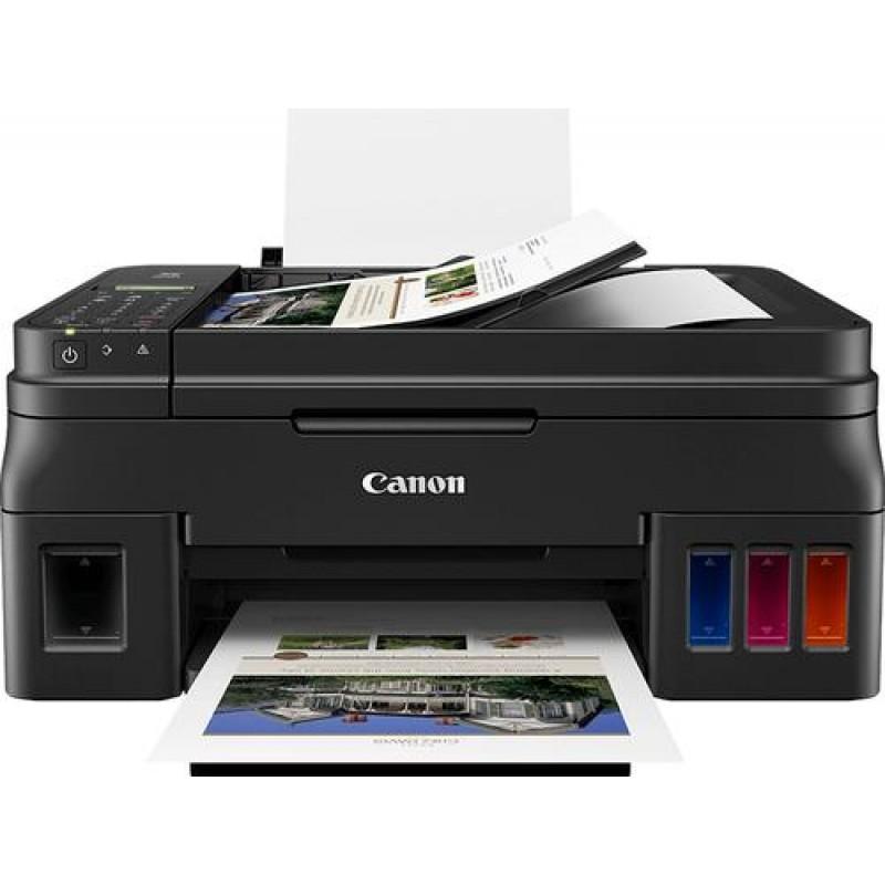 Canon PIXMA G4511 Inkjet 4800 x 1200 DPI A4 Wi-Fi Black