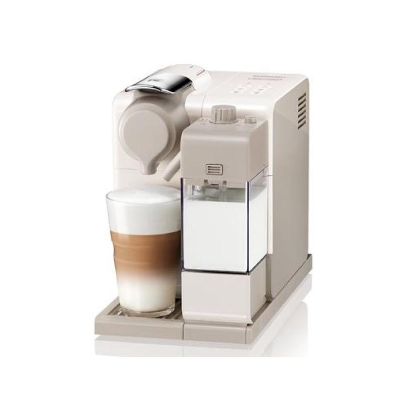 DeLonghi Nespresso Vertuo Lattissima Touch Freestanding Pod coffee machine Beige,White 0.9 L Fully-auto