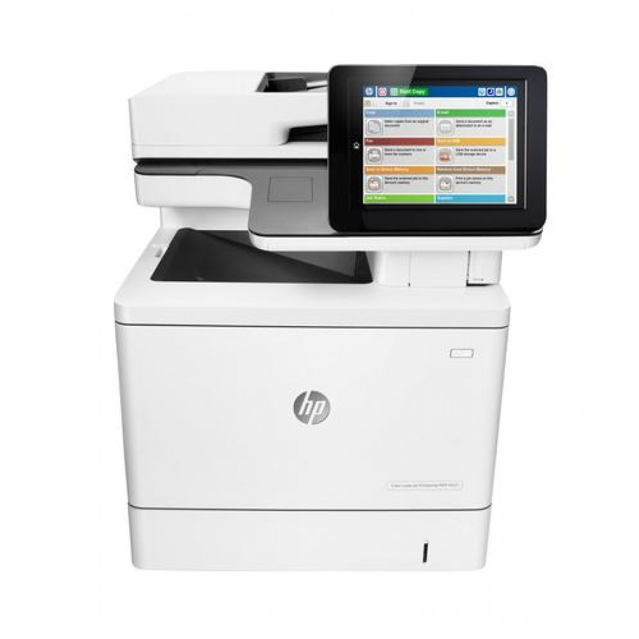 HP LaserJet MFP M577f Colour A4 White