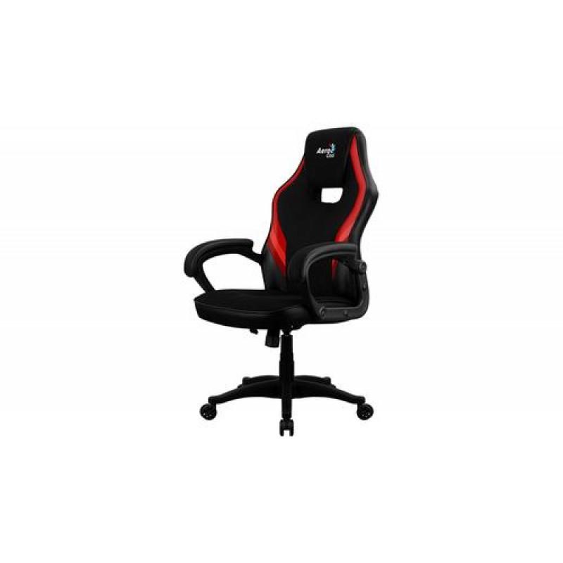 Aerocool AERO 2 Alpha Universal gaming chair Padded seat Black,Red