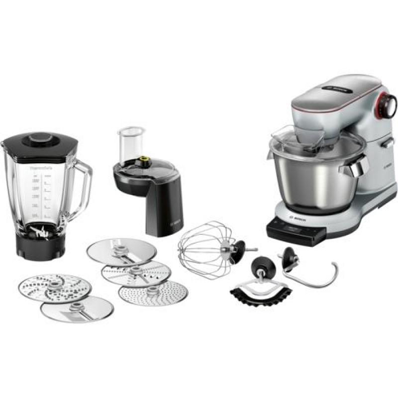 Bosch MUM9DT5S41 food processor 5.5 L Silver 1500 W