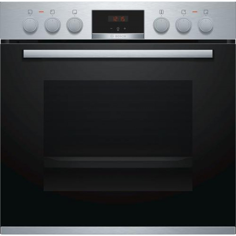Bosch Serie 4 HND415LS65 cooking appliances set Zone induction hob Electric
