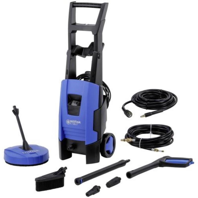 Nilfisk C 135.1 pressure washer Upright Electric Black,Blue 520 l/h 7800 W