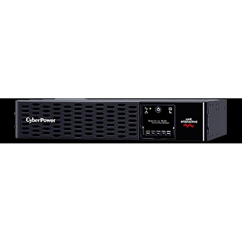 CyberPower PR1000ERT2U uninterruptible power supply (UPS) Line-Interactive 1000 VA 1000 W 10 AC outlet(s) Black