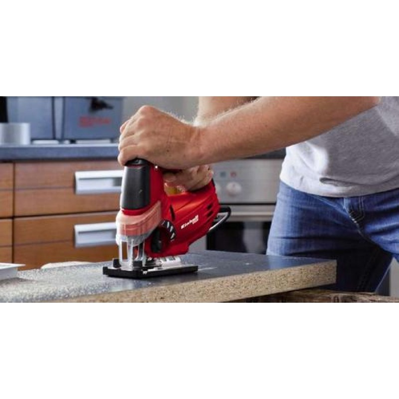 Einhell TC-JS 60 power jigsaw 410 W 1.58 kg Black,Red