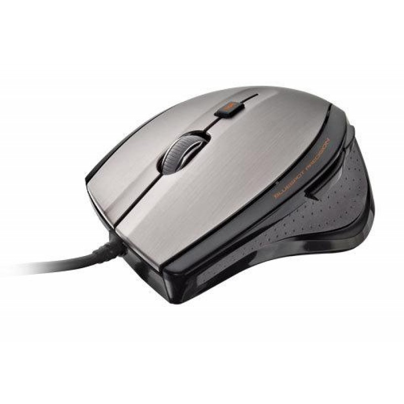 Trust MaxTrack Mouse mice USB BlueTrack 1000 DPI