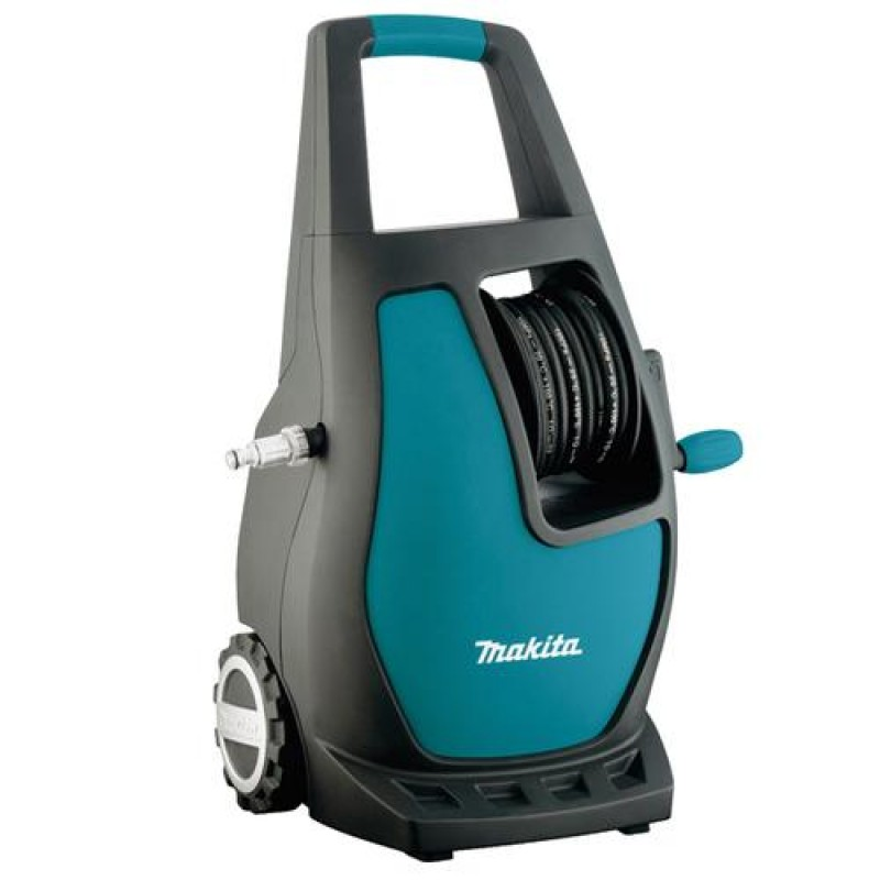 Makita HW111 pressure washer Compact Electric Black,Turquoise 370 l/h 1700 W