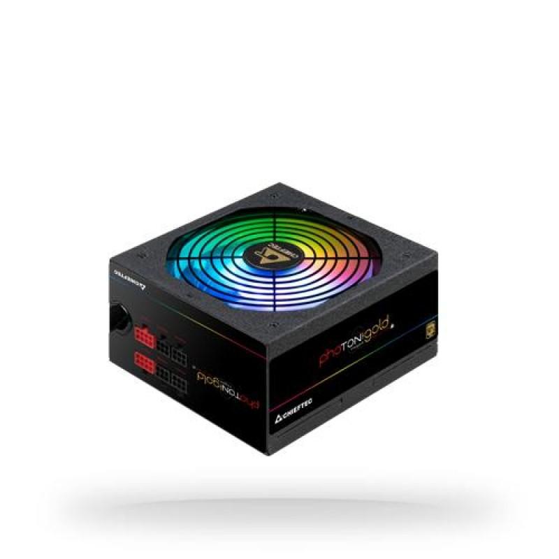Chieftec Photon GOLD power supply unit 650 W PS/2 Black