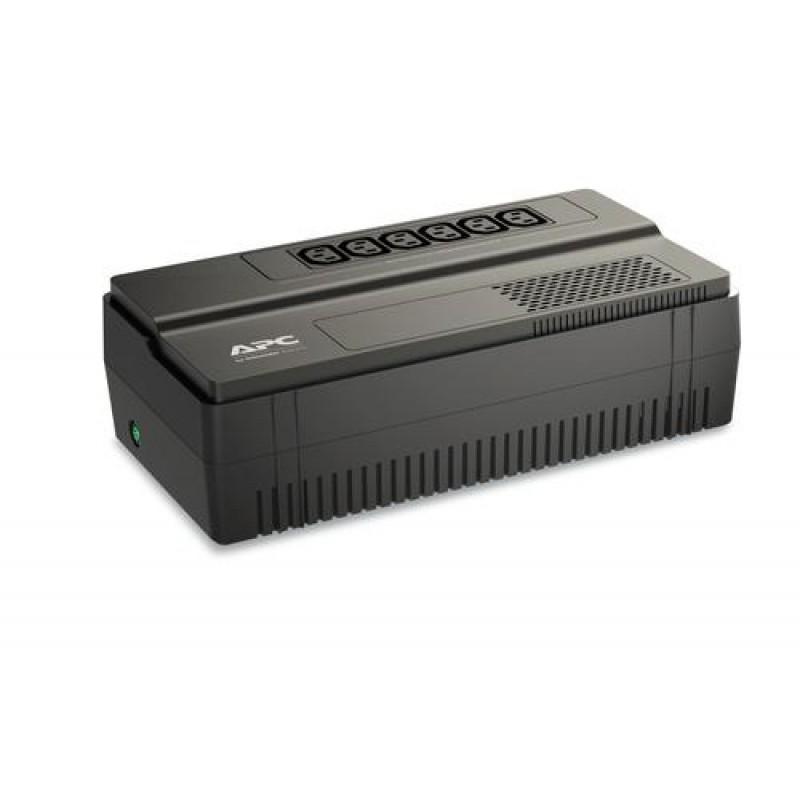 APC BV650I uninterruptible power supply (UPS) Line-Interactive 650 VA 375 W 1 AC outlet(s) Black