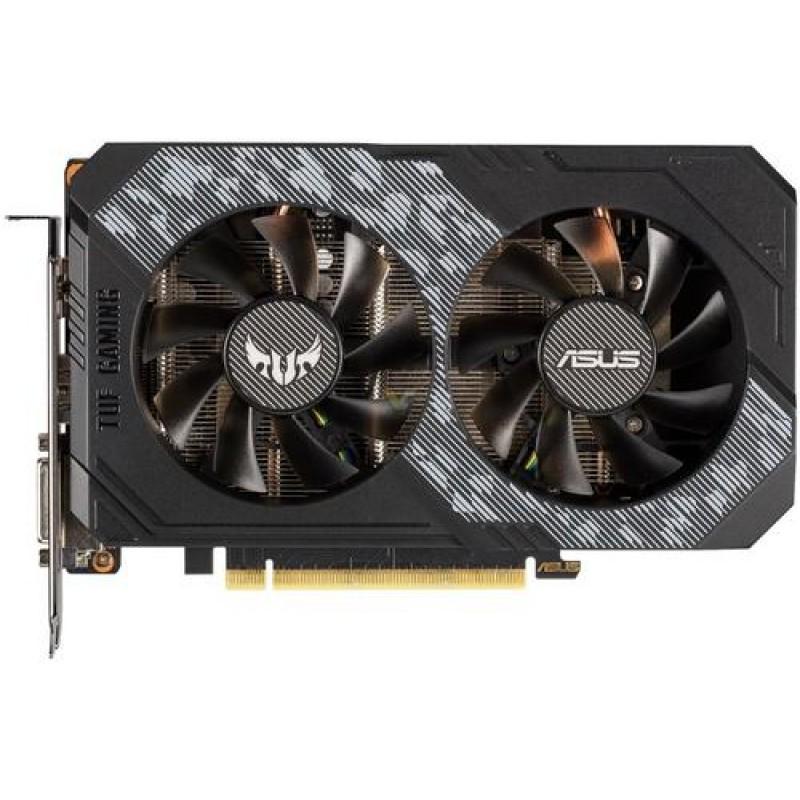 ASUS TUF-RTX2060-6G-GAMING GeForce RTX 2060 6 GB GDDR6 Black,Grey