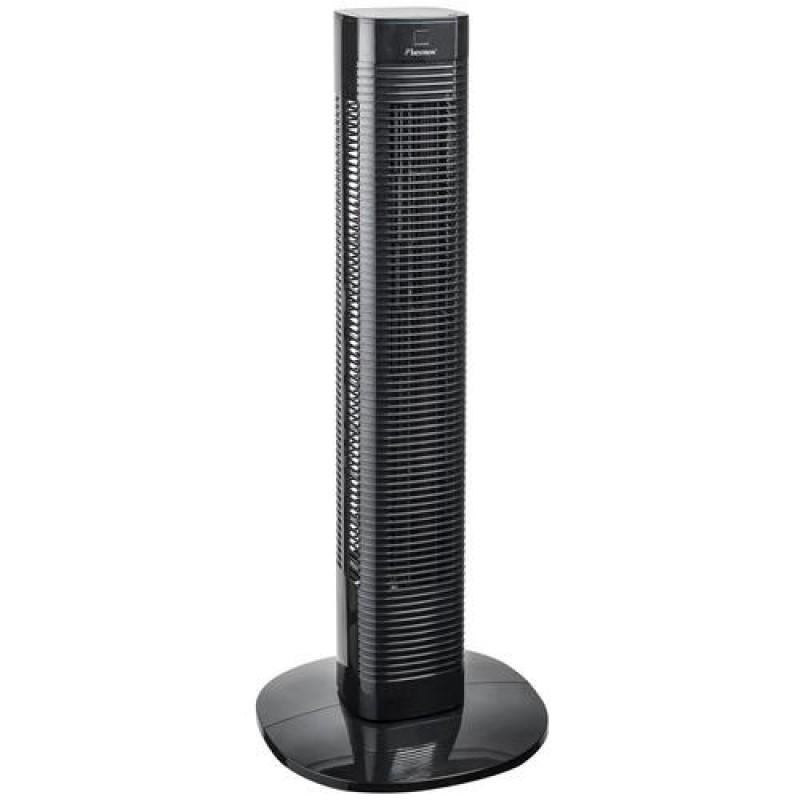 Bestron AFT80ZRC household fan Household tower fan Black