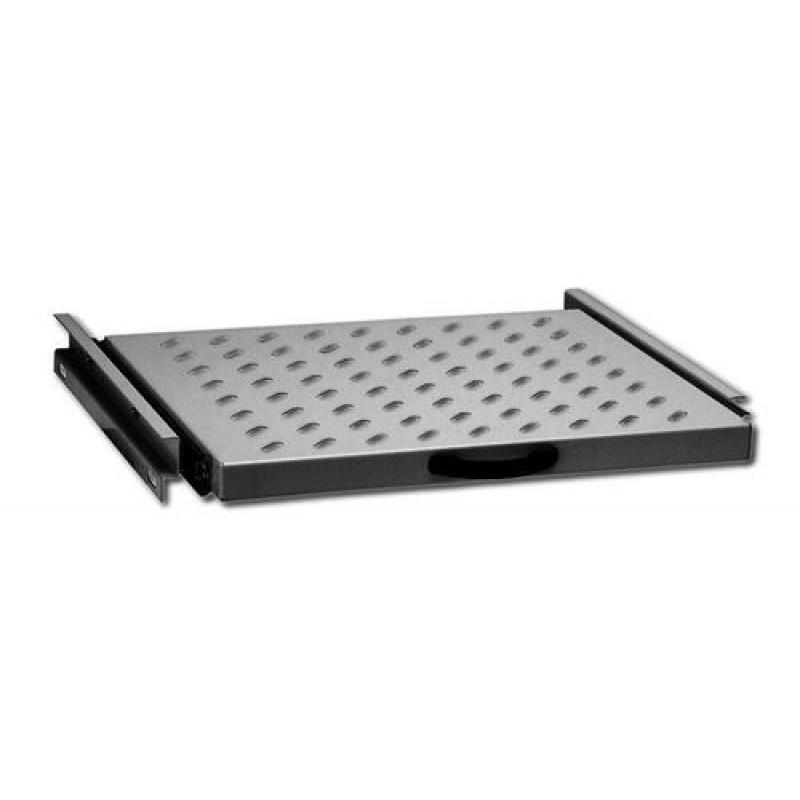 Digitus Sliding Shelf for 600mm depth Cabinets Black