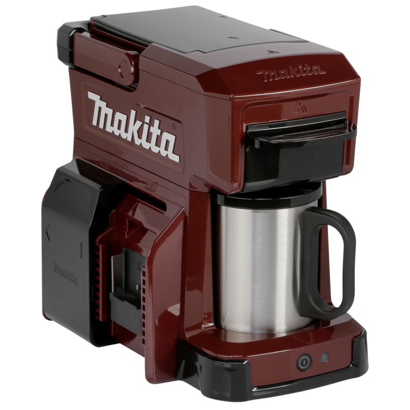 Makita DCM501Z cordless coffee machine