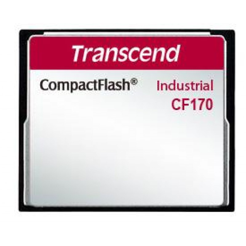 Transcend TS4GCF170 memory card 4 GB CompactFlash Class 6