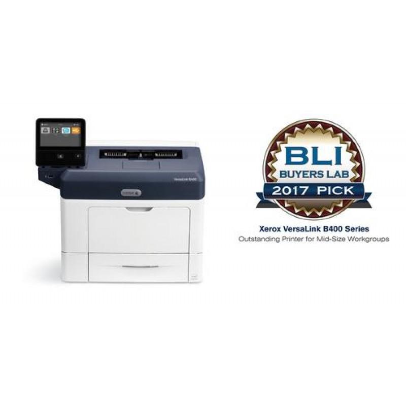 Xerox VersaLink B400V_DN laser printer 1200 x 1200 DPI A4 Blue,Grey