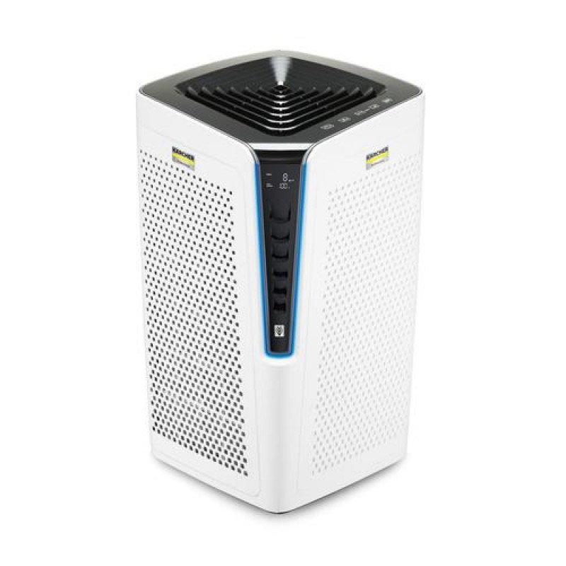 Kärcher AF 100 air purifier 100 m² 48 dB Black,White 80 W