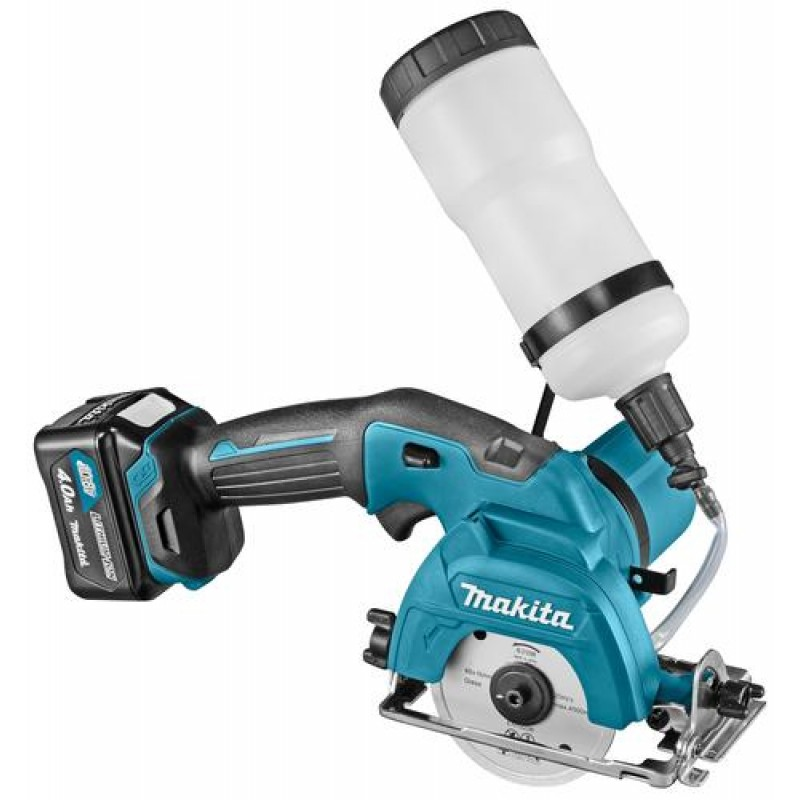 Makita CC301DSMJ circular saw Black,Blue