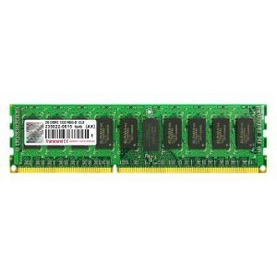 Transcend 8GB DDR3-1333 memory module 1333 MHz ECC