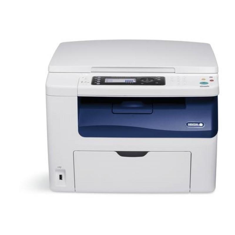 Xerox WorkCentre 6025V_BI multifunctional Laser 12 ppm 1200 x 2400 DPI A4 Wi-Fi Blue,White