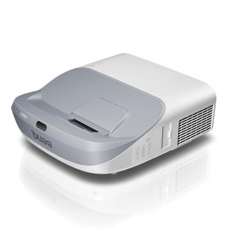Benq MW864UST data projector 3300 ANSI lumens DLP WXGA (1280x800) Silver,White