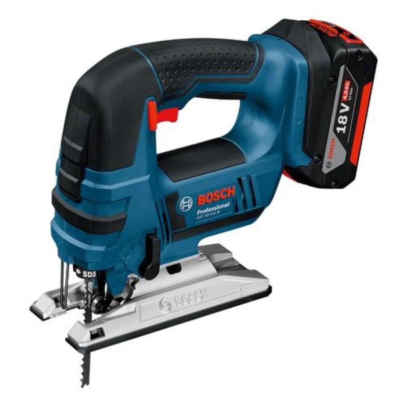 Bosch GST 18 V-LI B power jigsaw 2.4 kg Black,Blue