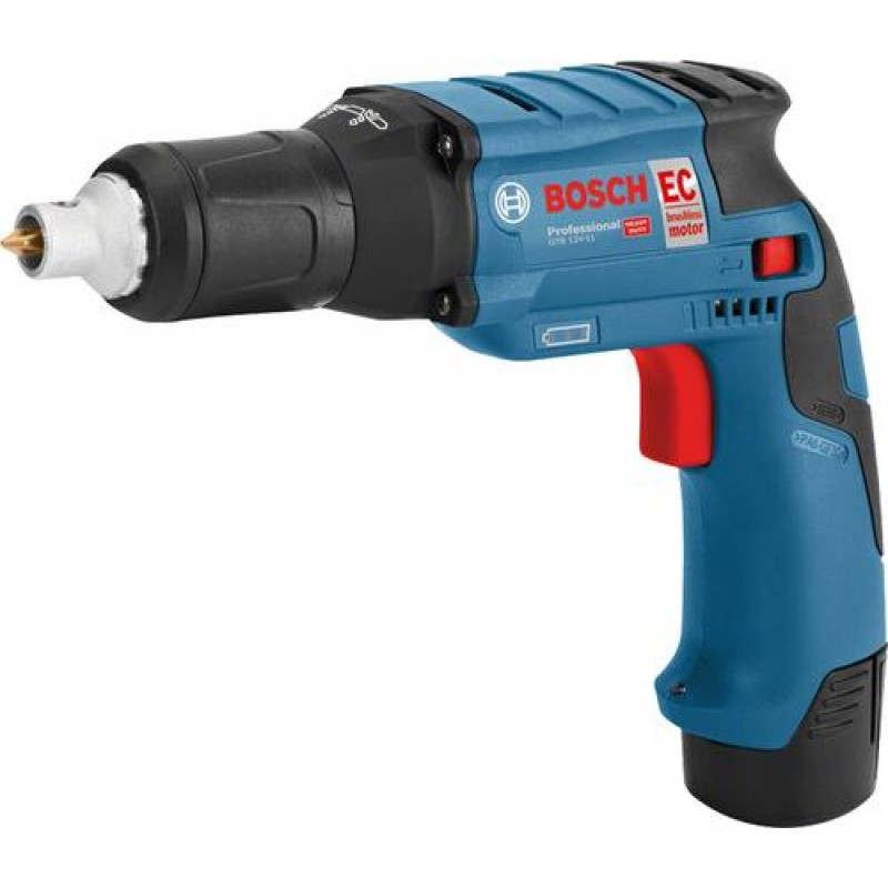 Bosch 0 601 9E4 002 power screwdriver/impact driver Black,Blue,Red,Silver