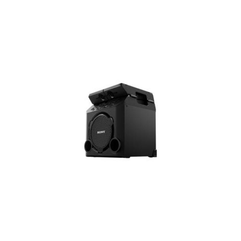 Sony GTK-PG10 loudspeaker 1-way Black Wired & Wireless 3.5mm/Bluetooth