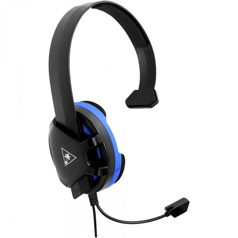 Turtle Beach Recon Chat for PS4 BlackBlue OverEar Headset