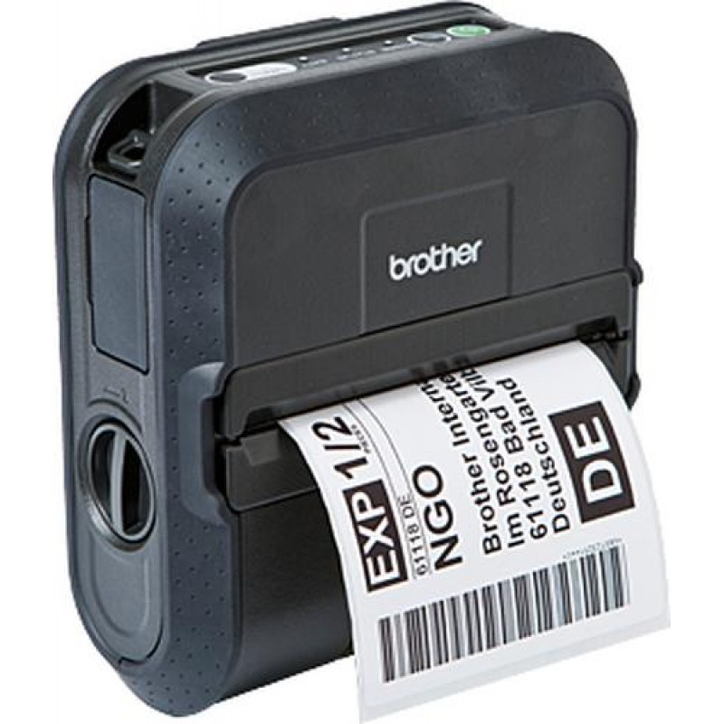Brother RJ-4030 POS printer Mobile printer 203 x 200 DPI Black