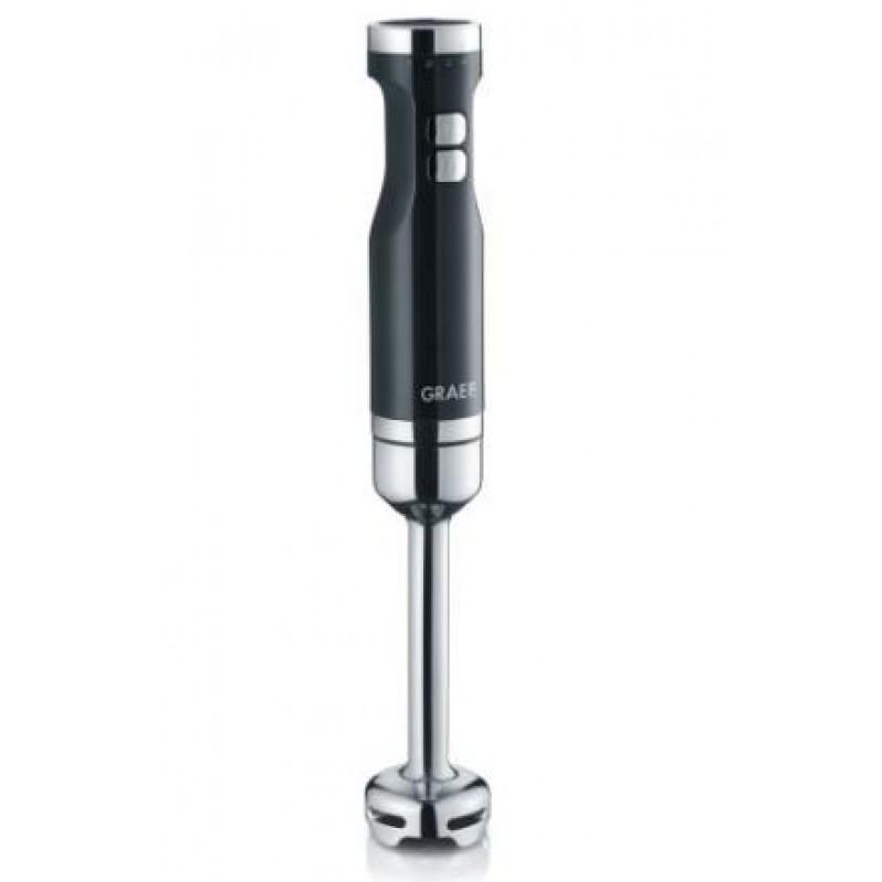 Graef HB502EU blender 0.7 L Immersion blender Black,Silver