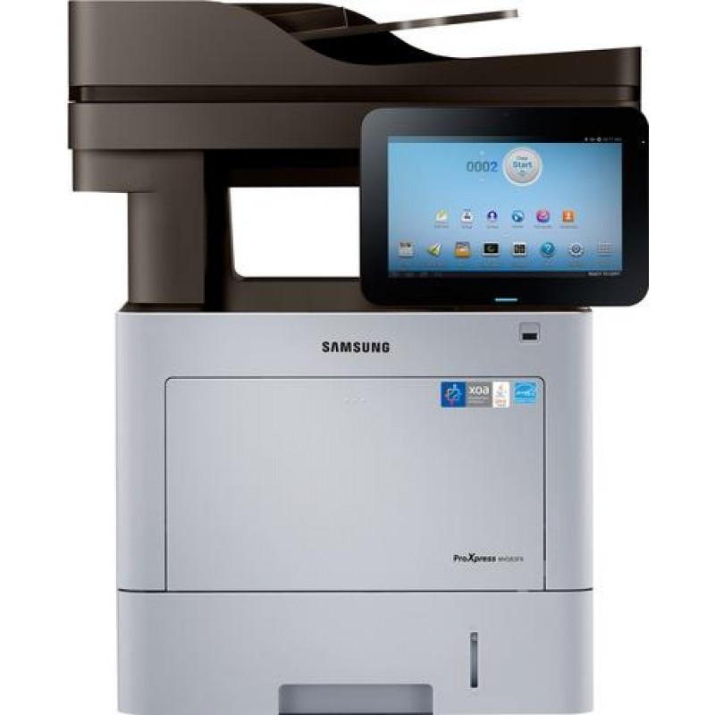 HP ProXpress SL-M4583FX Laser 45 ppm 1200 x 1200 DPI A4 Brown,White