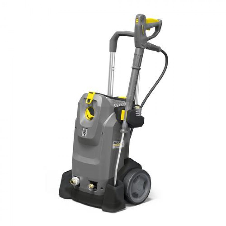 Kärcher HD 7/14-4 M Plus pressure washer Upright Electric Black,Grey,Yellow 700 l/h 3400 W