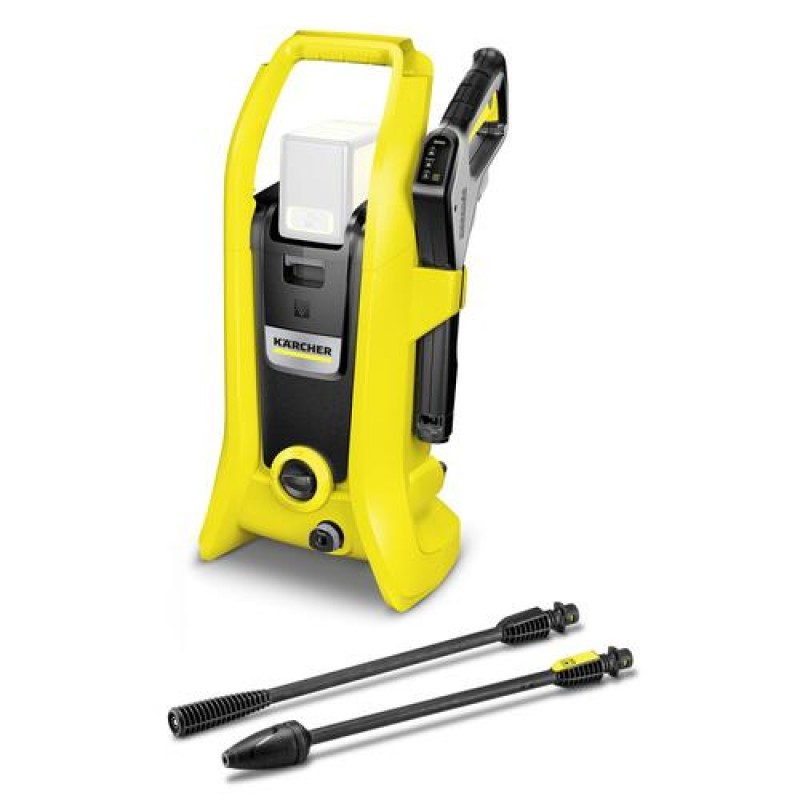 Kärcher K 2 Battery pressure washer Compact Black,Yellow 340 l/h
