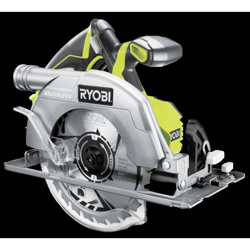 Ryobi R18CS7-0 Green, Stainless steel 18.4 cm 3700 RPM