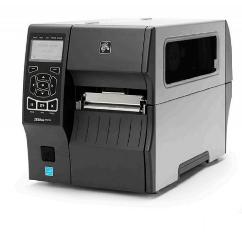 Zebra ZT410 label printer Thermal transfer Grey