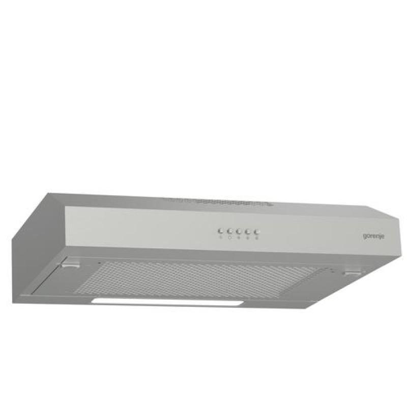 Gorenje WHU629ES/S 200 m³/h Wall-mounted Stainless steel B