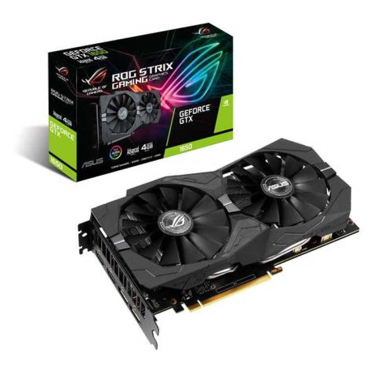 ASUS ROG -STRIX-GTX1650-A4G-GAMING GeForce GTX 1650 4 GB GDDR5