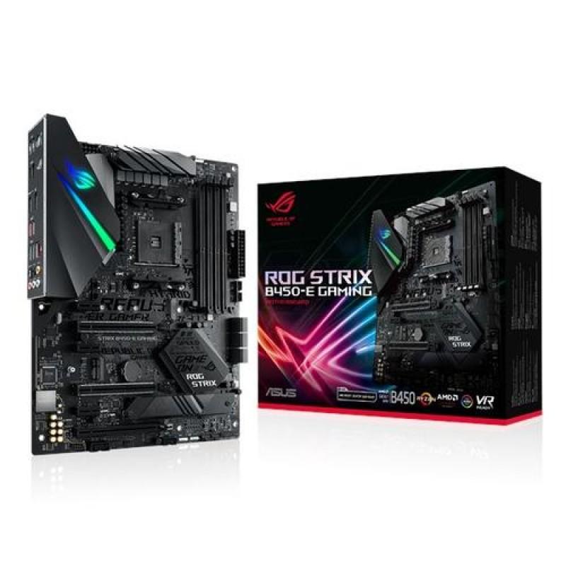 ASUS ROG STRIX B450-E GAMING motherboard Socket AM4 ATX AMD B450